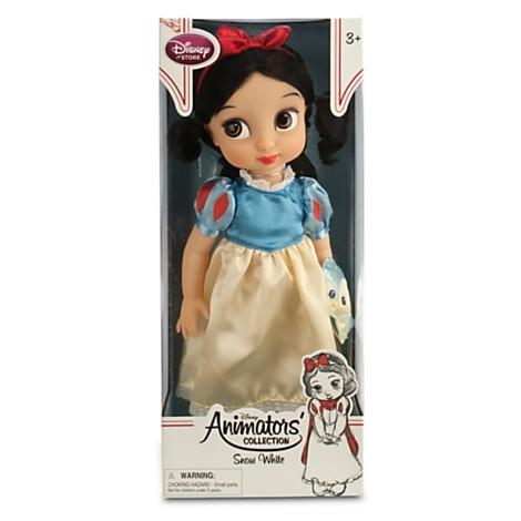 Кукла малышка Белоснежка из мультфильма Дисней Белоснежка в детстве. Disney Store, США.