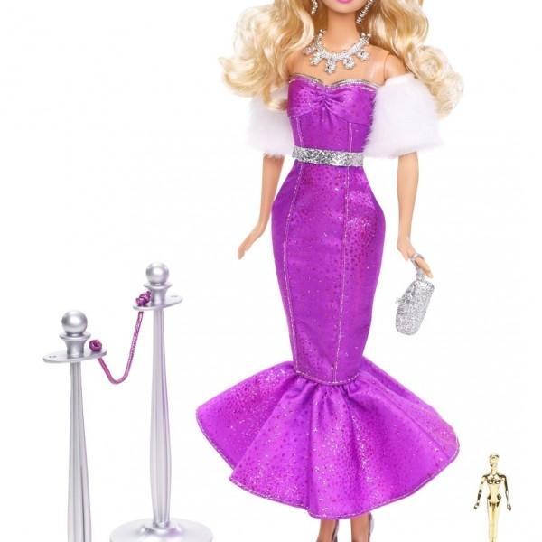 Кукла Барби Я могу стать актрисой. Mattel, США.