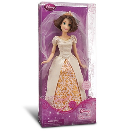 Кукла Рапунцель в свадебном платье.Rapunzel Wedding Classic Doll. Disney Store, США.