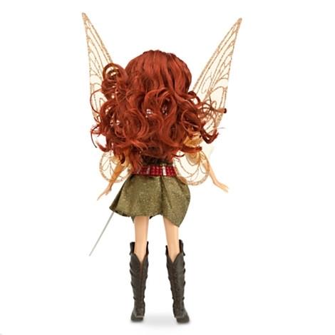 Кукла Фея Зарина классическая - Zarina Disney Fairies Doll. Disney Store, США.