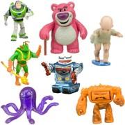 История игрушек 3, набор фигурок Злодеи. Disney Store, США.
