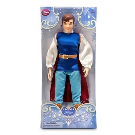 Кукла принц Фердинанд из мультфильма Белоснежка, Дисней. Disney Store, США.