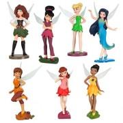 Набор фигурок Феи секрет пиратского острова Дисней. Disney Store, США.