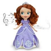 Поющая кукла София прекрасная. Disney Store, США.