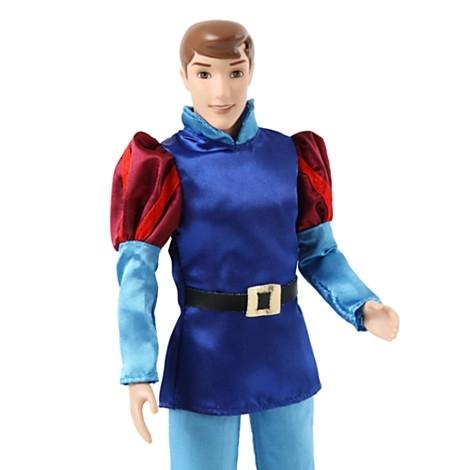 Кукла Принц Филипп из мультфильма Спящая красавица Дисней. Disney Store, США.