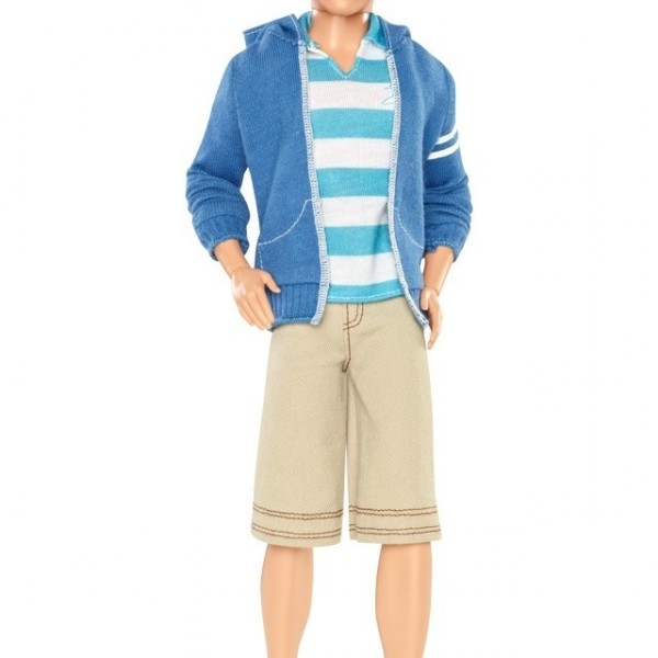 Кукла Кен из мультфильма Дом мечты Барби. Mattel, США.