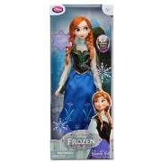 Кукла принцесса Анна поющая из мультфильма Холодное сердце, 40см. от Дисней. Disney Store, США.