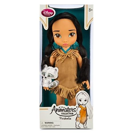 Кукла малышка Покахонтас от Дисней. Disney Store, США.