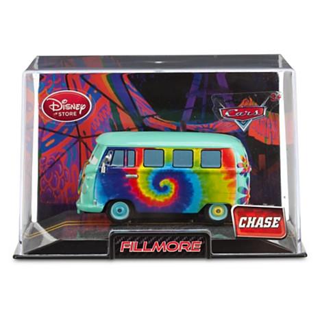 Машинка Филмор из мультфильма Тачки Дисней. Disney Store, США.