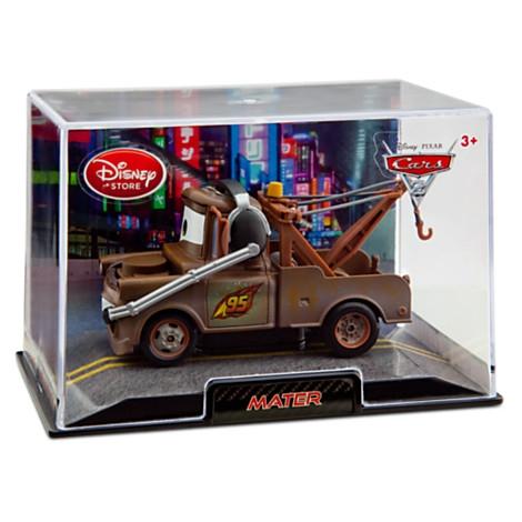 Машинка Мэтр из мультфильма Тачки, Disney Store