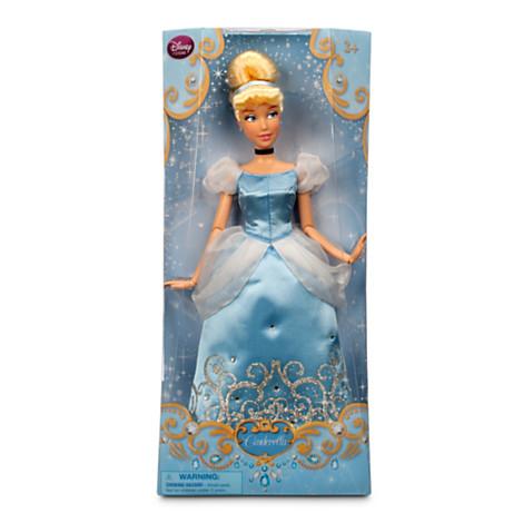 Купить куклу Золушку Дисней
