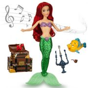 Кукла Русалочка Ариэль поющая, Disney Store