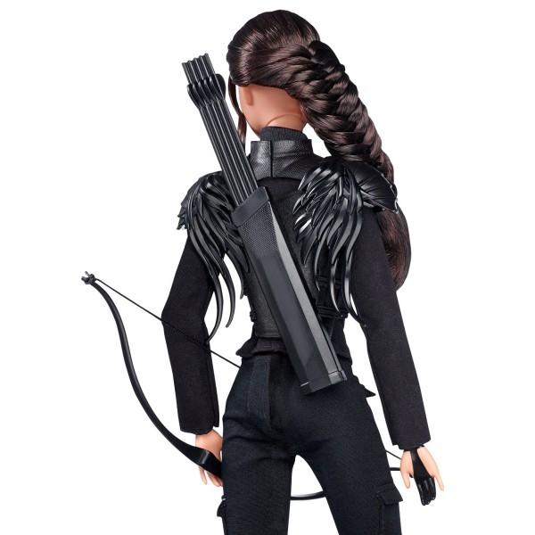 Коллекционная кукла Барби Голодные Игры : Сойка-пересмешница - часть 2 - Китнисс