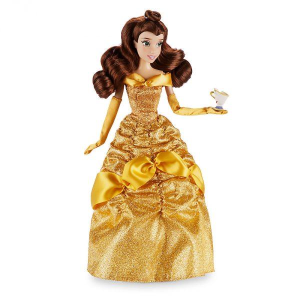Кукла Белль из мультфильма Красавица и Чудовище