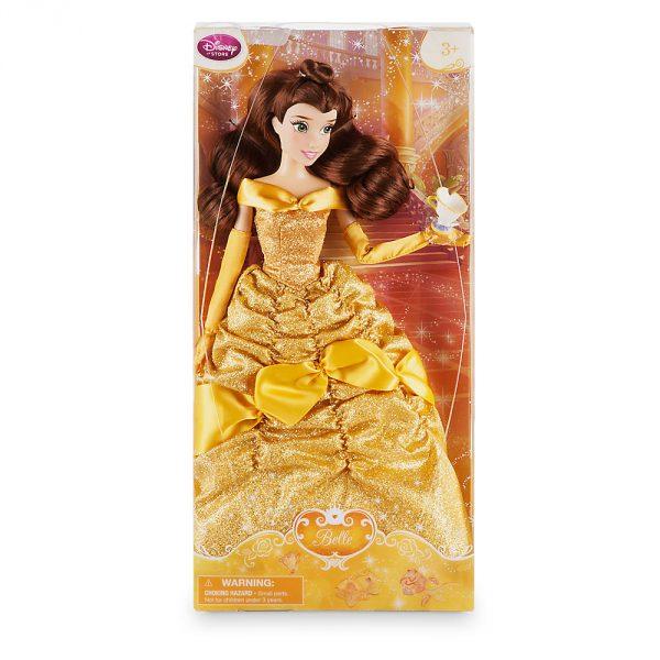 Кукла Белль с фигуркой Чипа