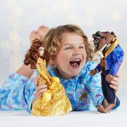 Куклы Белль и Чудовище